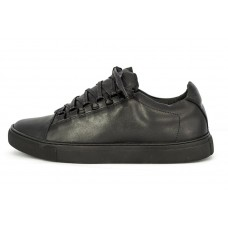Осенние ботинки Balenciaga Low Black